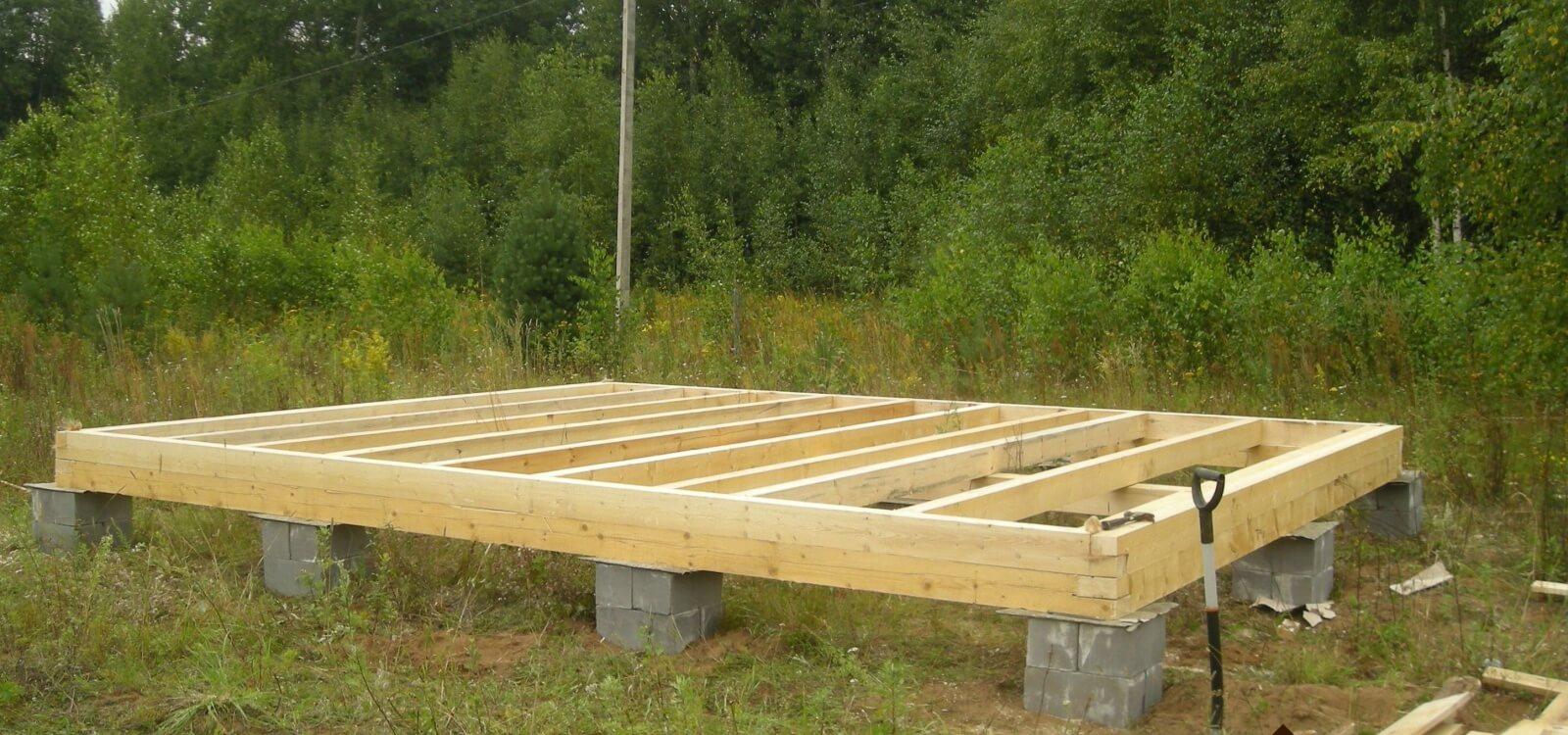 блочный фундамент для дома из бруса своими руками НДС принято